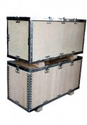 <b> 钢带箱怎样包装才能减少振动</b>